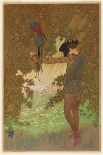 The Garden of Paradise - Elenore Abbott
