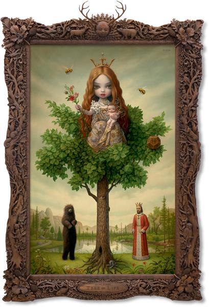 The Tree of Life, 2006 - Mark Ryden