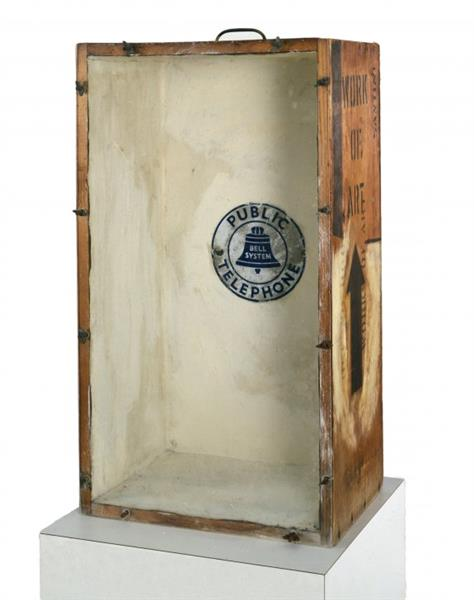 Art Box, 1963 - Robert Rauschenberg
