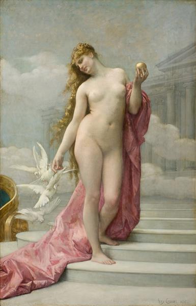 Venus - Alexandre Cabanel
