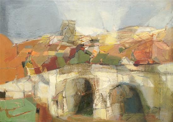 Landscape - Martyl Langsdorf