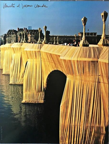 Pont Neuf (Paris) - Christo and Jeanne-Claude