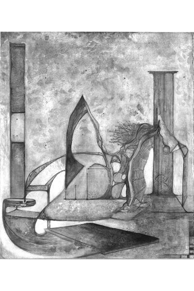 Oblivion Landscape 2 - Nathan Judds
