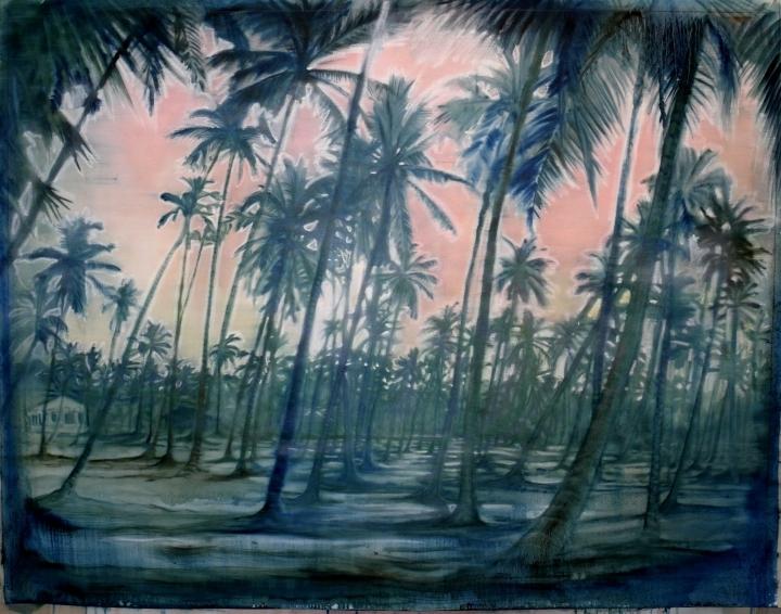 Palm Grove - Valeria Trubina