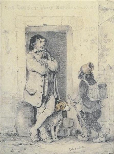 To Aï Bonenfant Rendezvous - Nicolas Toussaint Charlet