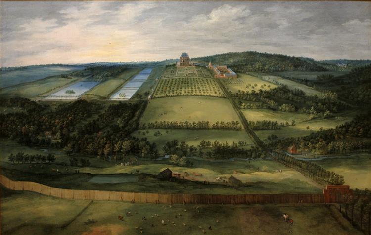 Caste of Mariemont - Jan Brueghel the Elder