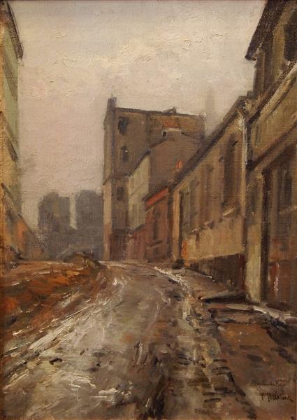 Montmartre - Pierre-Jacques Pelletier