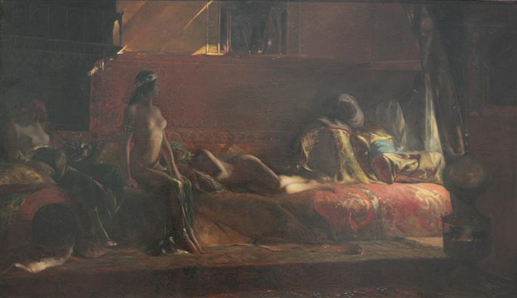 Les Chérifas - Benjamin Constant