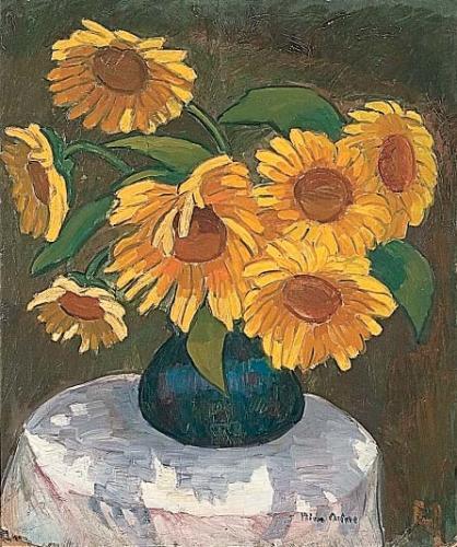Nina Arbore   Floarea Soarelui. - Nina Arbore