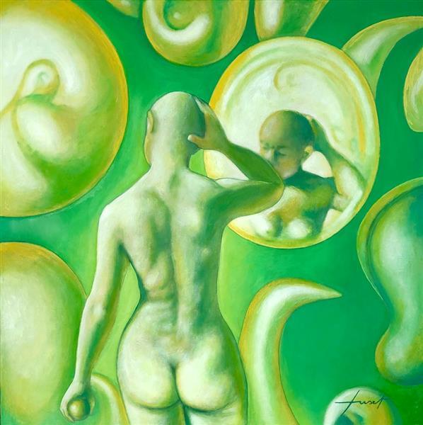 The Venus of the mirror, 2019 - Joan Tuset Suau