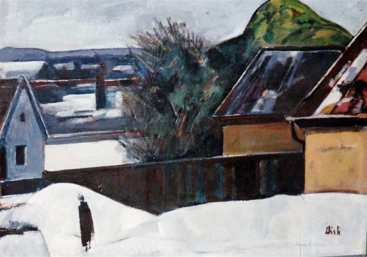 Cold Day - Rudolf BÉR