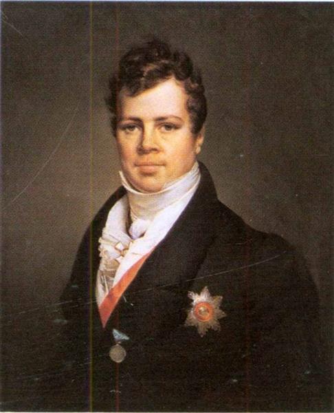Maxence de Damas - Charles de Steuben