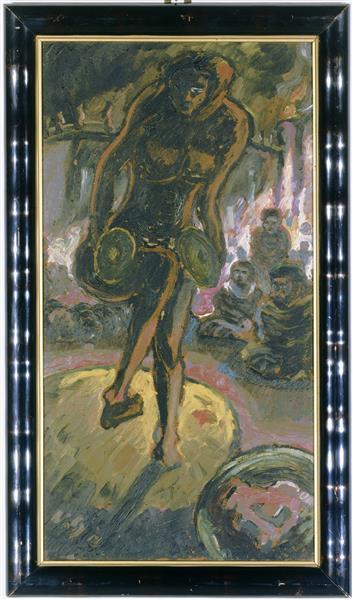 Salome, 1917 - Walter Gramatté
