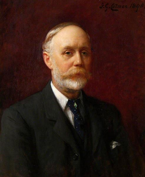 Sir Edward Packard, 1889 - Frederick George Cotman