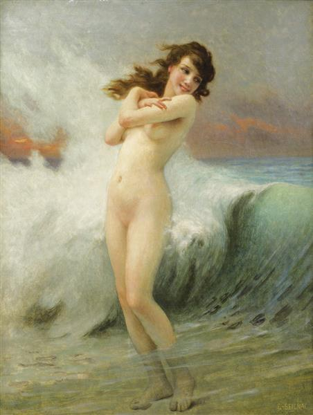 The Wave - Guillaume Seignac