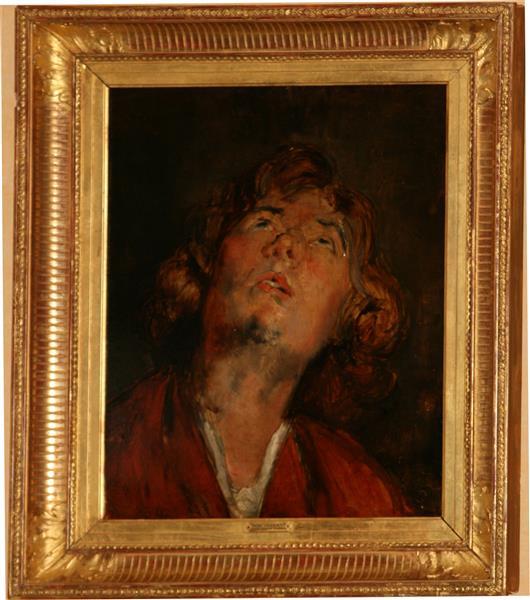 Portrait - Henri Regnault