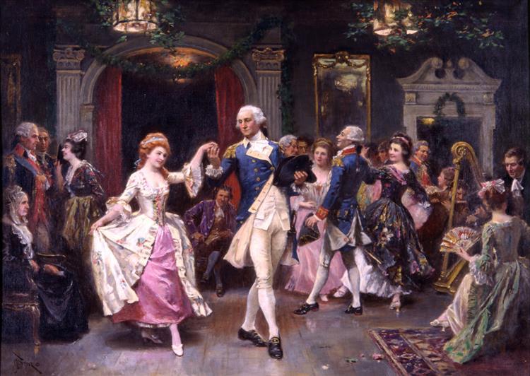 Victory Ball, 1781 - Jean Leon Gerome Ferris