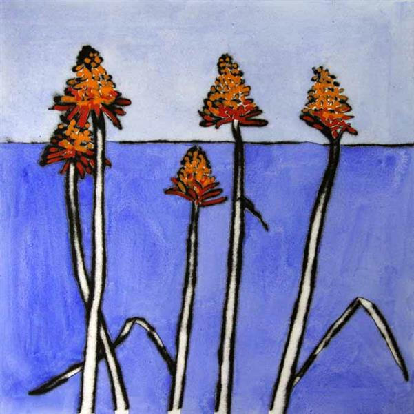 Red Hot Pokers, 2000 - Richard Spare