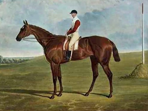 Dangerous, Winner of the 1833 Epsom Derby, 1833 - John Frederick Herring senior