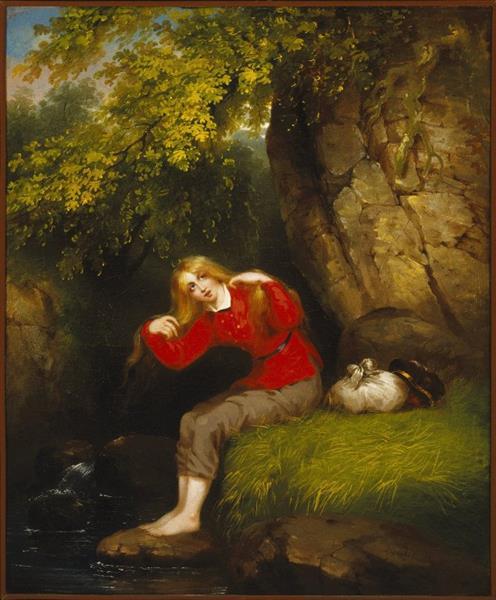 Dorothea, c.1823 - John Quidor