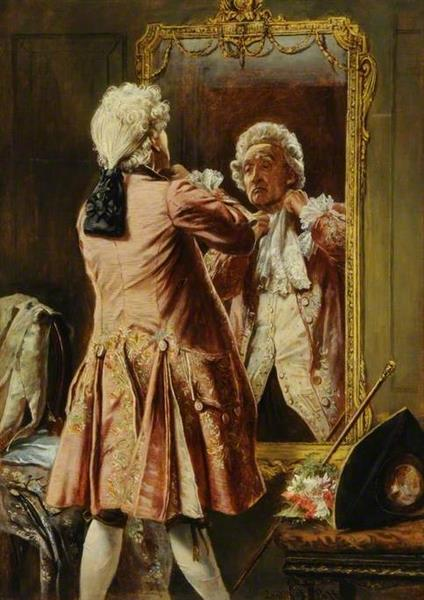 Sir Peter Teazle - Laslett John Pott