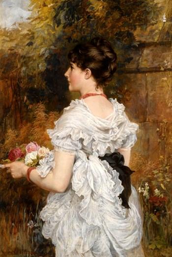 The Last of the Summer Roses - Laslett John Pott