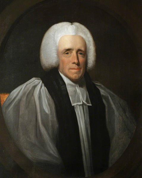 John Ross, Bishop of Exeter - Lemuel Francis Abbott