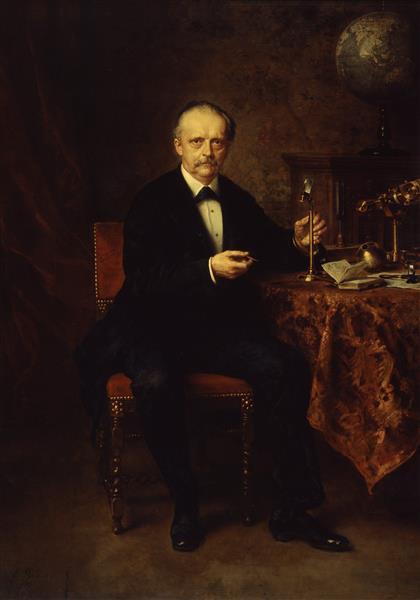 Der Physiker Hermann Von Helmholtz - Ludwig Knaus