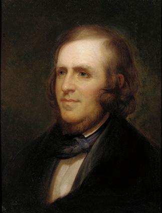 Painting of Benjamin Franklin Peale - Rembrandt Peale