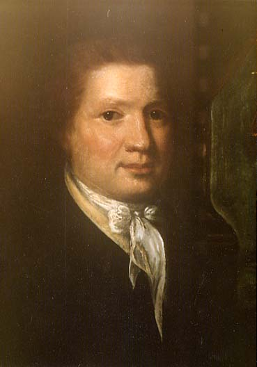 Portrait of Joseph Mcminn, Governor of Tennessee. - Rembrandt Peale