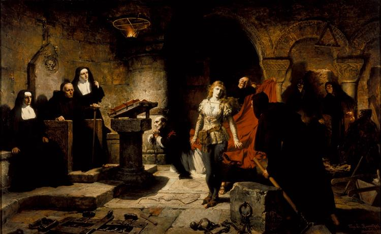 The Trial of Constance De Beverly - Toby Edward Rosenthal
