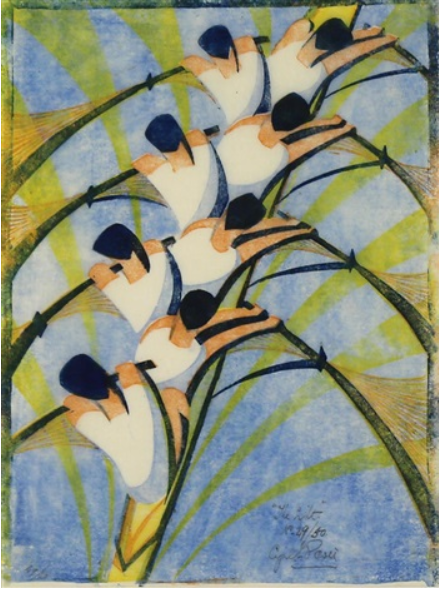 The Eight, 1930 - Cyril Power