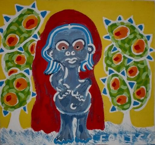 O Capuchinho Vermelho, 2012 - Paulo Fontes
