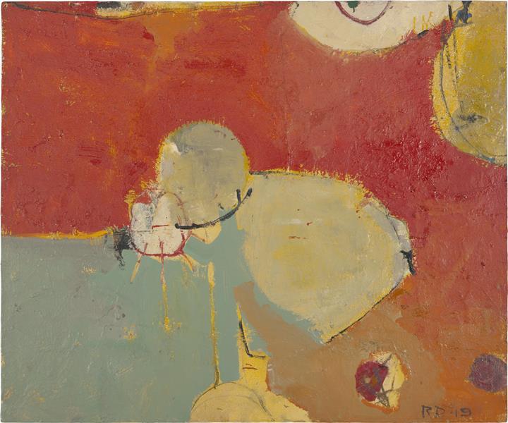 Untitled #2 (Sausalito), 1949 - Richard Diebenkorn