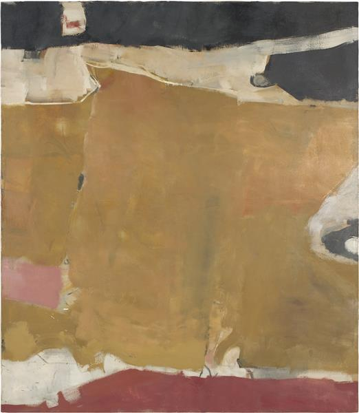 Untitled (Albuquerque), 1952 - Richard Diebenkorn