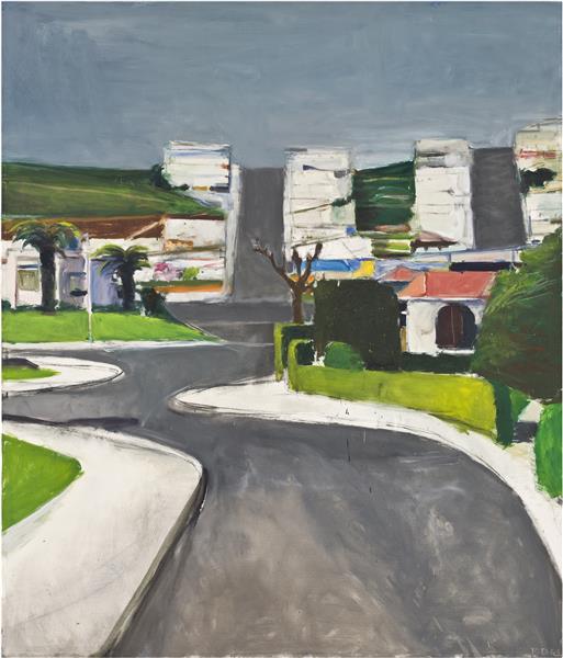 Ingleside, 1963 - Richard Diebenkorn
