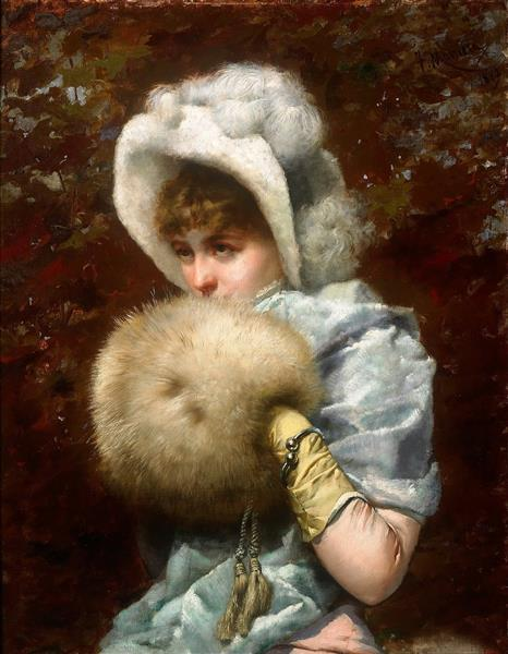 Winter, c.1892 - Francesc Masriera