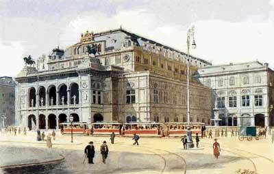 Opéra De Vienne - Адольф Гітлер
