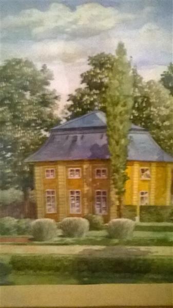 Maison Du Dr. Bloch, 1913 - Adolf Hitler