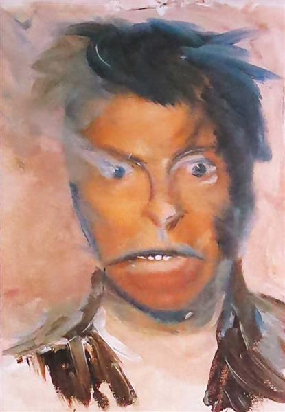 Dhead V, 1995 - David Bowie