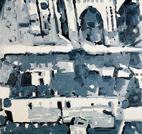Townscape M4, 1968 - Gerhard Richter