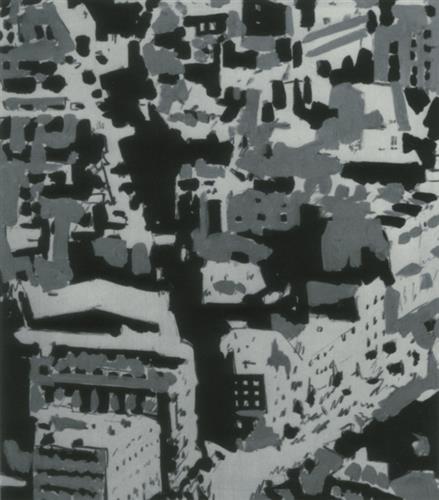 Townscape P2, 1968 - Gerhard Richter