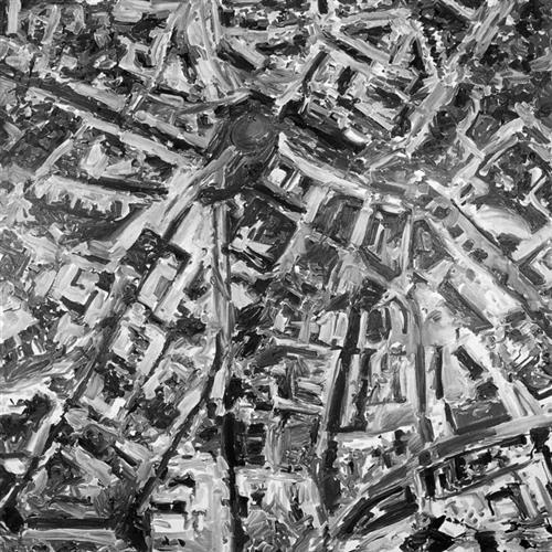 Townscape PL, 1970 - Gerhard Richter