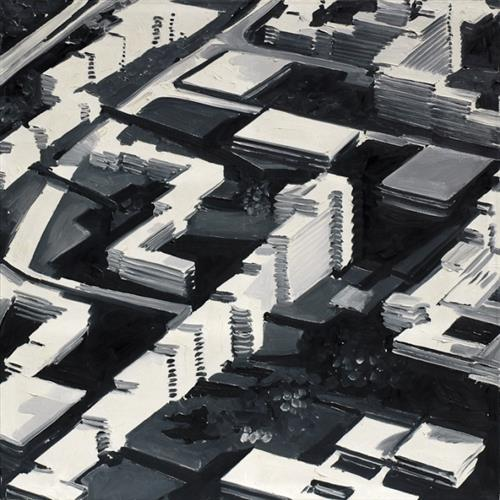 Townscape Sa, 1969 - Gerhard Richter