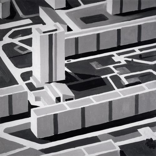 Townscape SL, 1969 - Герхард Ріхтер