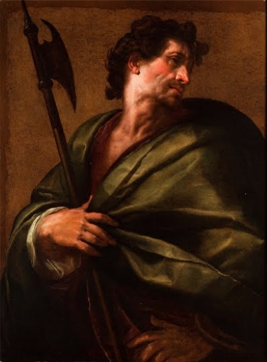Saint Matthew, 1621 - Giulio Cesare Procaccini