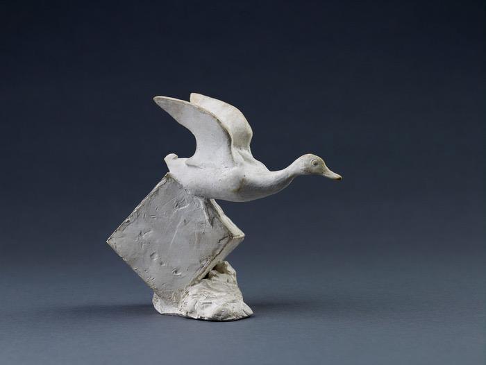 Wild Duck Taking Flight, 1932 - François Pompon