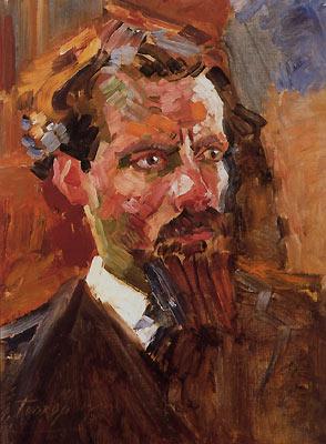 Portret Van Lambert Lourijsen, 1911 - Jan Toorop