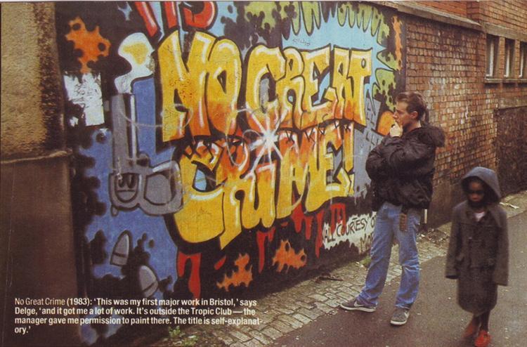 No Great Crime, 1983 - 3D