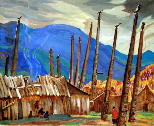 Skeena Crossing, 1926